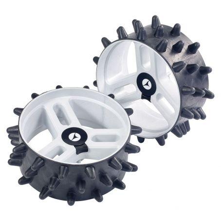 NEW Hedgehog DHC Winter Wheels (Pair)