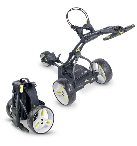 M1 DHC PRO Electric Trolley