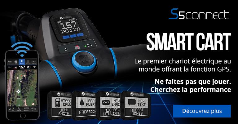 S5 CONNECT Smart Cart